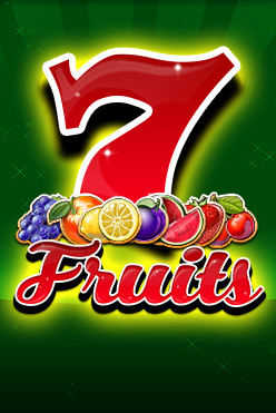 7 Fruits - promo pack