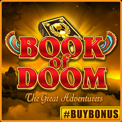 Book of Doom - online slot game from BELATRA GAMES