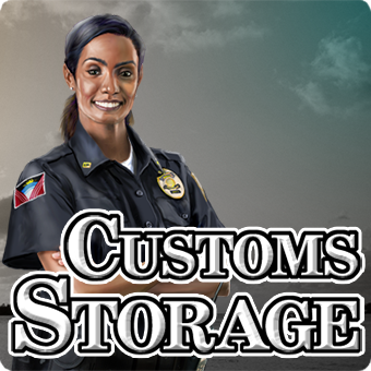 Customs Storage - online slot machine