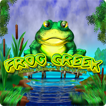 FROG CREEK - online video slot