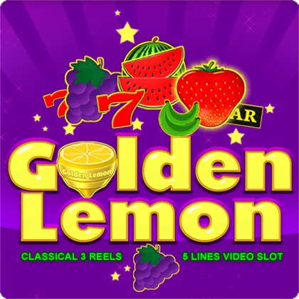 Golden Lemon - online slot BELATRA