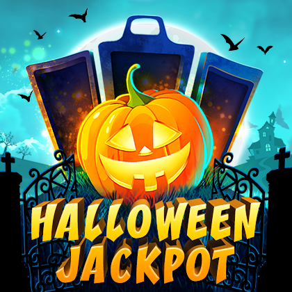 Halloween Jackpot - online slot game from BELATRA GAMES