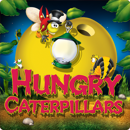 Hungry Caterpillars - online slot BELATRA