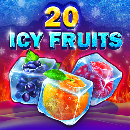 Icy Fruits - online slot game from BELATRA GAMES