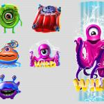 J.Monsters | Promotion pack | Online slot