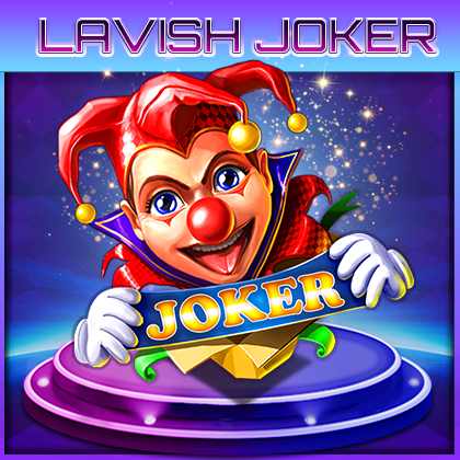 Lavish Joker - online slot game from BELATRA GAMES