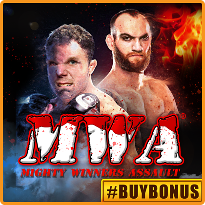 MWA - BELATRA slot in the style of a boxing match with #BUYBONUS