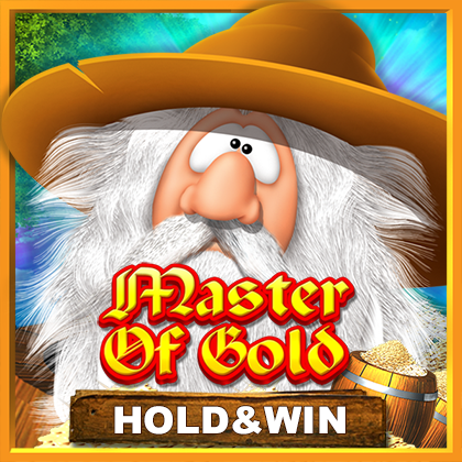 Master Of Gold - online slot game from BELATRA GAMES