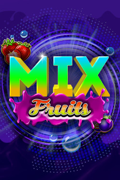 Mix Fruits - promo pack