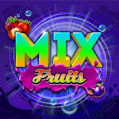 Mix Fruits - new fruit cocktail from Belatra Games