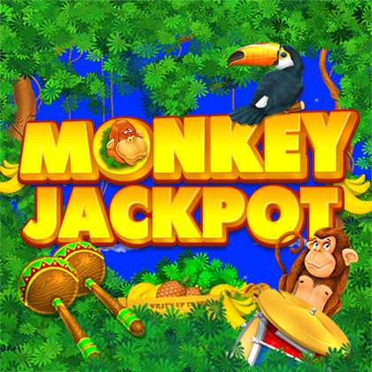 Monkey Jackpot - online slot game from BELATRA GAMES