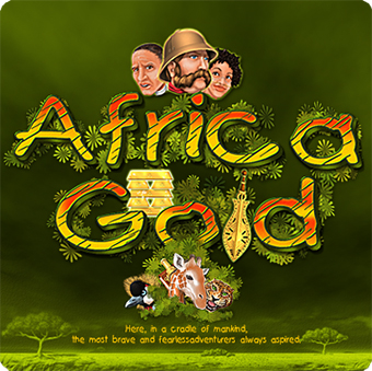 Africa Gold - online slot game