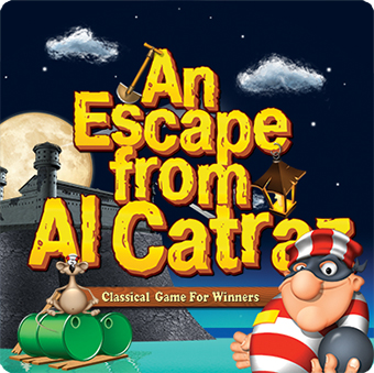 An Escape from Alcatraz - online slot game