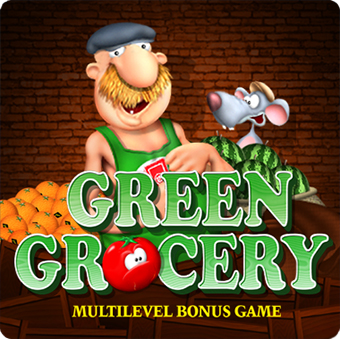 Green Grocery - online slot game