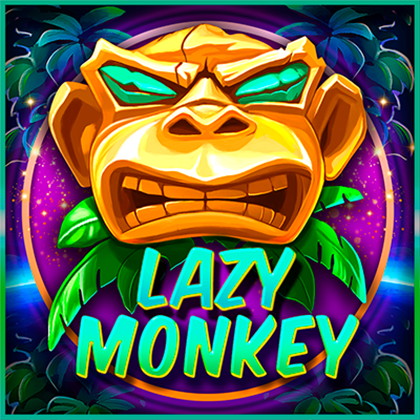 Lazy Monkey - online slot game from BELATRA GAMES