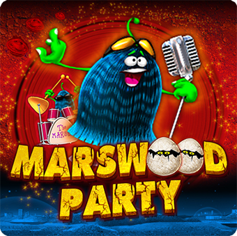 Marswood Party - online slot game