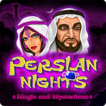 Persian Nights - online slot game