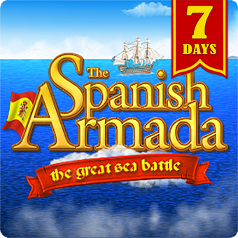 7 Days Spanish Armada - online slot game